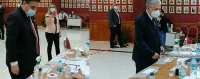Elecciones de magistrados, en medio de  denuncia de injerencias