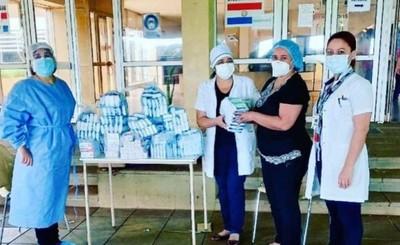 Diben sigue con ayuda de medicamentos para internados con covid-19