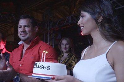 Mirtha Fariña apoya a Ulises Quintana, pero niega relación sentimental