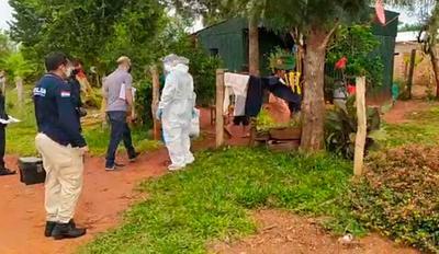 Hallan el cadáver de un hombre en Colonia Blas Garay