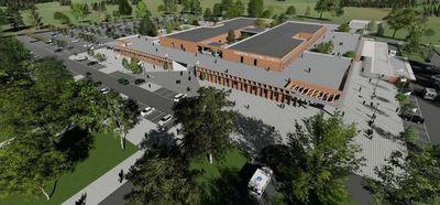 Gobierno firma contrato con socio de Cartes para la construcción de Hospital de Coronel Oviedo