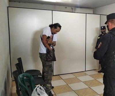 Mbururu es detenido por pintar grafitis en Multiviaducto de CDE – Prensa 5