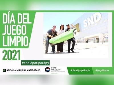 """APF se suma a la campaña """"Día del Juego Limpio"""""""