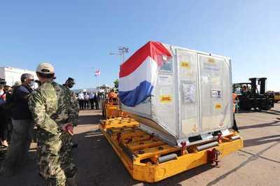 Paraguay recibirá de una sola vez las 20.000 dosis de la vacuna Sputnik V, según Salud Pública