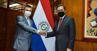 La Nación / Rusia y Paraguay apuntan a fortalecer lazos de cooperación en tecnología y comercio