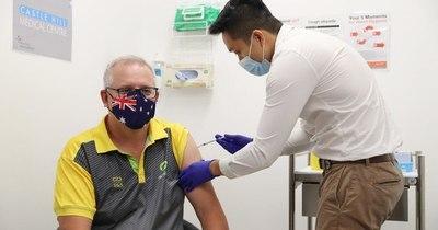 La Nación / Australia culpa a la Unión Europea por atraso de plan de vacunación