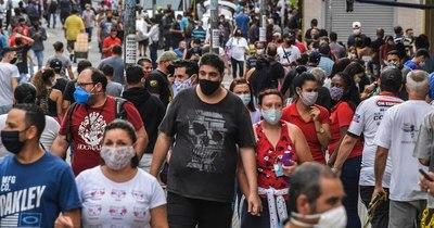 La Nación / Brasil: Instituto Fiocruz urge al confinamiento para frenar la pandemia