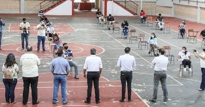 La Nación / Invitan a jóvenes con discapacidad e indígenas a postularse a las becas Itaipú-Becal