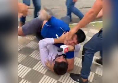Detienen a Marcos Cecilio Báez, dirigente liberal con antecedentes de agresión