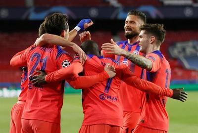 El Chelsea se alza con una victoria de Sevilla
