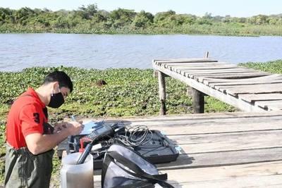 Alentadora recuperación de la Laguna Cerro