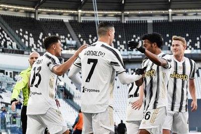 Juventus y Pirlo toman oxígeno; el Inter de Milán afianza su liderato