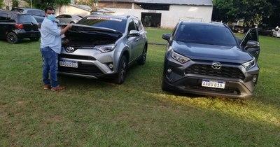 La Nación / Recuperan en Paraguarí un vehículo denunciado como robado en Argentina