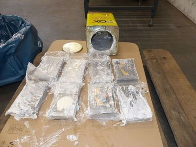 Paraguay otra vez estaría ligado a nueva carga récord de cocaína en Europa