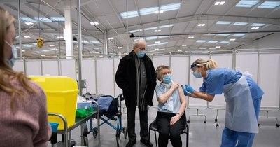 La Nación / Países europeos reservan la vacuna AstraZeneca para mayores de 60 años