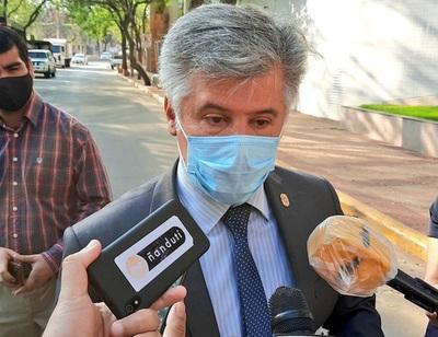 Uniformado utilizó móvil estatal para comprar insumos para un acto en la FOPE, aclara Giuzzio