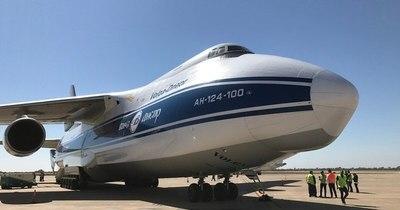 La Nación / Argentina se queja ante Uruguay por vuelo militar británico a Malvinas