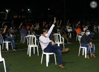 Socios de Olimpia aprueban la ampliación del Manuel Ferreira