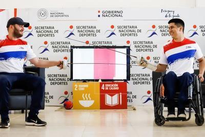 """""""Trabajaremos por el desarrollo del deporte paralímpico"""""""
