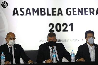 Socios de Olimpia aprueban ampliación del estadio Tigo Manuel Ferreira