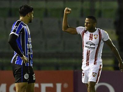 El panameño Stephens guía al Aragua a la fase de grupos de la Sudamericana
