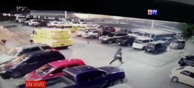 Fallece civil herido durante asalto a transportador de caudales