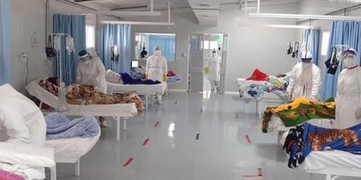 Coronavirus deja 62 finados, 2.380 contagiados y 2.606 hospitalizados
