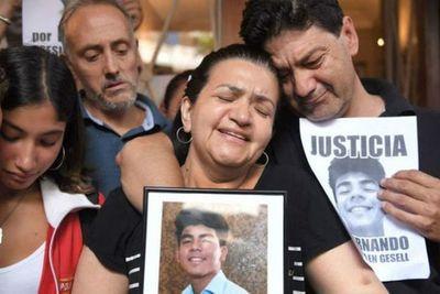 Confirman juicio oral los rugbiers acusados de asesinar al joven Fernando Báez Sosa