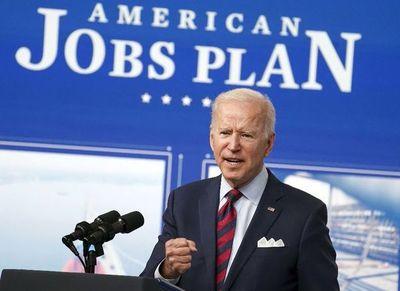 Biden negociará con republicanos su plan