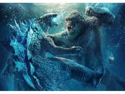 Filmes Godzilla vs. Kong y  Hermosa venganza llegan hoy a salas locales