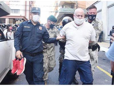 Otro acto de agresión de Payo Cubas