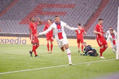 Crónica / PSG golpeó duro en su visita al Bayern Munich