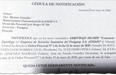 Consorcio chileno quiere cobrar US$ 12 millones, pero no se deja investigar