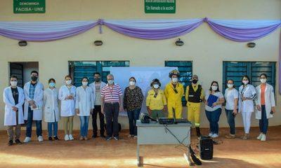 Vecinos de Minga Guazú reciben atención médica y aprenden a prevenir enfermedades – Diario TNPRESS