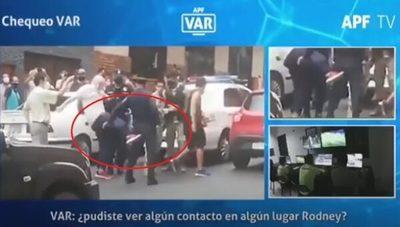 """Hasta el VAR """"analiza"""" las acciones de Payo"""