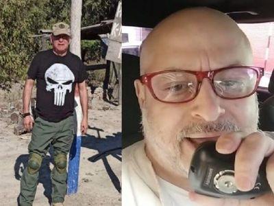 Policía retirado desafía a moquete mano a mano a Payo Cubas