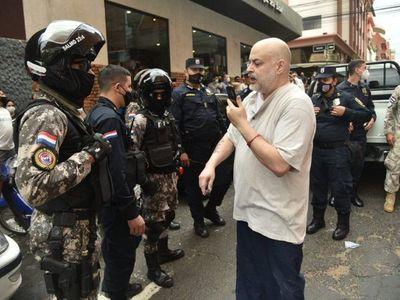 """Paraguayo Cubas """"metió la pata y pagará las consecuencias"""", afirma Giuzzio"""