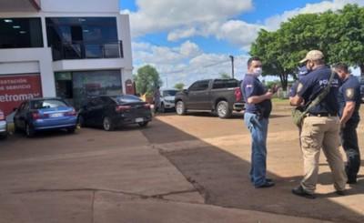 Agentes de Comando Tripartito no informan sobre allanamiento