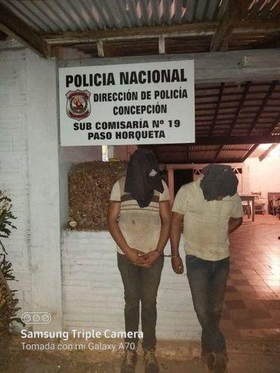 Cae brigada de abigeadores y Policía denuncia intento de coima