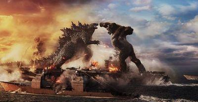 Godzilla, Kong y una de las películas nominadas a los Óscar en estrenos
