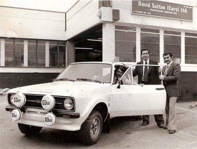 Ford, Risso, Sutton y un legado al Chaco