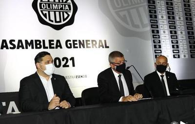 """Socios del Olimpia dan el """"ok"""" a mejorías en el club"""