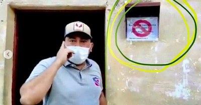 La Nación / Venezuela: investigan a alcalde por marcar casas de contagiados con COVID-19