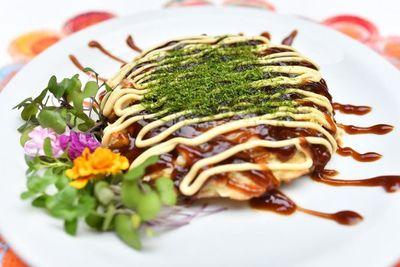 Okonomiyaki: la tortilla japonesa que podés hacer en casa