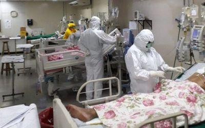 Al menos el 33% de enfermeros en reposo a causa del Covid-19