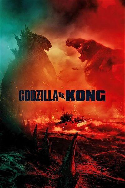 Godzilla vs Kong (2D)