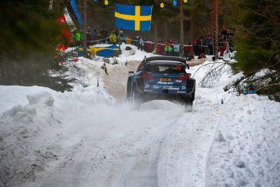 El Rally de Suecia se trasladará más al norte para buscar nieve