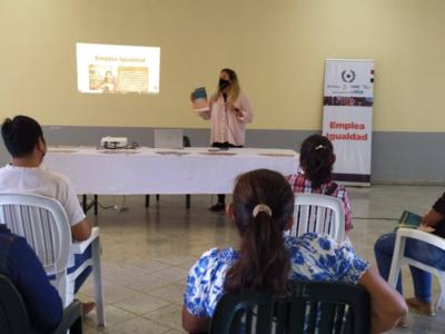 Mtess capacitó sobre derechos laborales a pueblos indígenas del Chaco