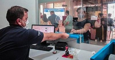 La Nación / Migraciones registró ingreso de 53 paraguayos procedentes de Brasil