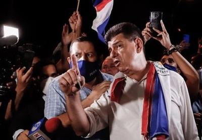 PLRA se desliga de Marcos 'Cecilio' Báez: 'No podemos responder como partido por acciones individuales'